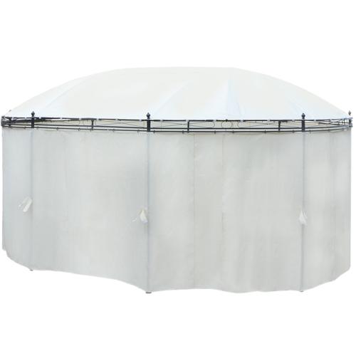 marquee 530x350x265 cm creamy white