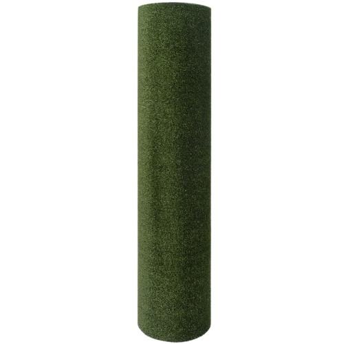 Erba sintetica 1,5x5 m / 7-9 mm Verde