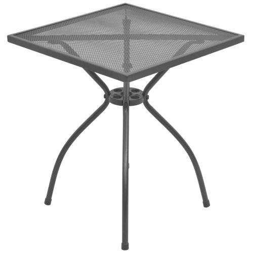 Table de jardin Acier Treillis
