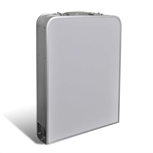 Складной шкаф для кемпинга с алюминиевой рамой