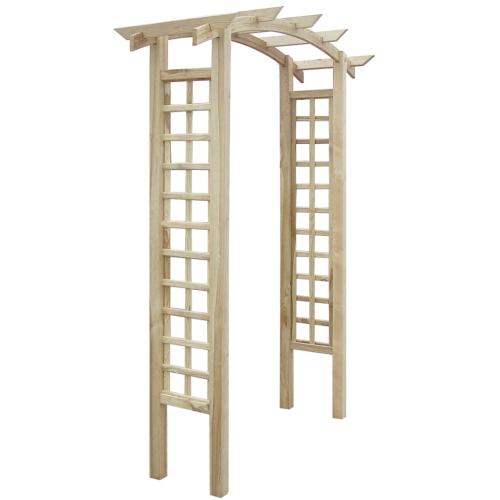 Arche en bois 150 x 50 x 220 cm