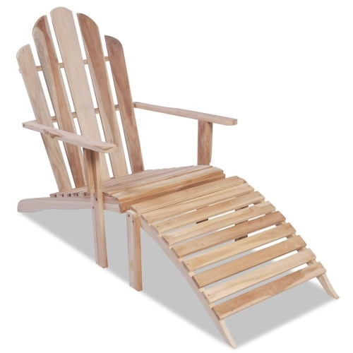 кресло  Teak Adirondack