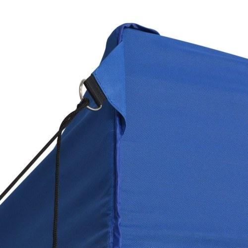 Всплывающая рамка с 4 боковыми стенами 9.8'x19.7 'Синяя фото