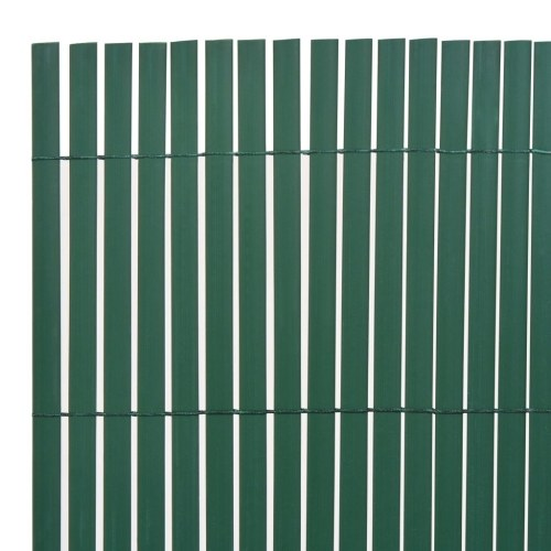 ?Double-sided garden fence 90x300 cm green