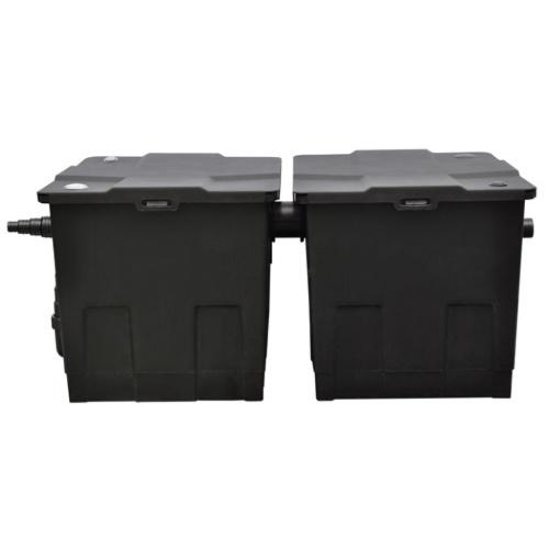 Bio filtro a cassetta per stagni, vasche e laghetti,12.000lt