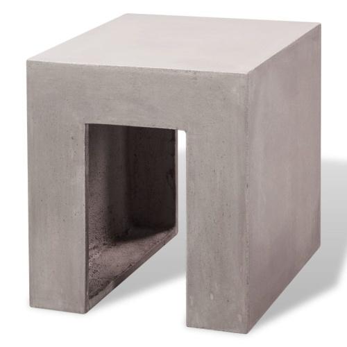 Уличный столовый набор 5 штук в цементе