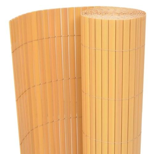 90x300 cm Double Garden Fencing Yellow