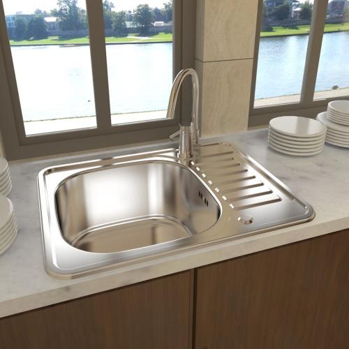 Küchenspüle Einbauspüle Waschbecken Küchen Spüle