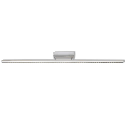 Stainless Steel LED Ceiling Light Warm White 12 W