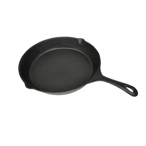 XL Гриль барбекю Сковородка чугунная 31см Круглый