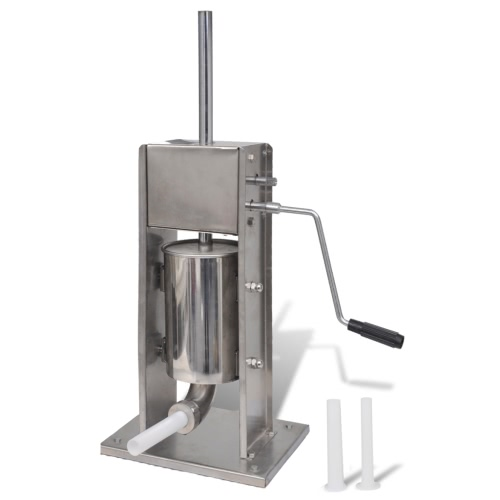 Manual Vertical Sausage Stuffer/Sausage Filler/Maker 3 L