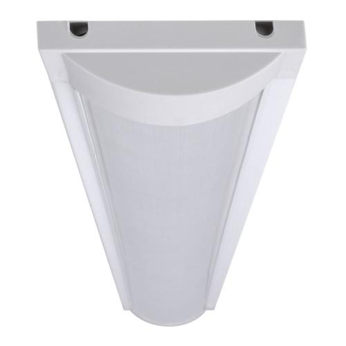 LED-Deckenleuchte-warmes Weiß 28 W