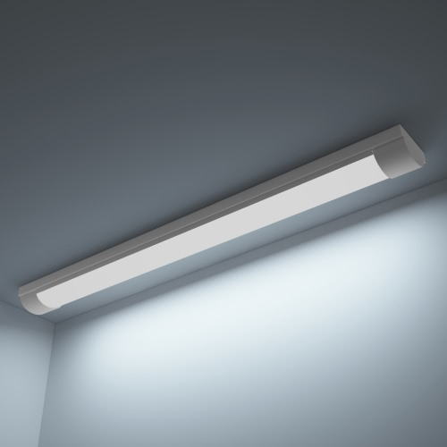 Светодиодный потолочный светильник Холодный белый 28 Вт