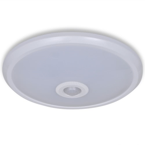 LED Ceiling Lamp with Infrared Sensor