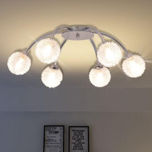 Потолочная люстра с 6 240 Вт светодиодами G9 LED