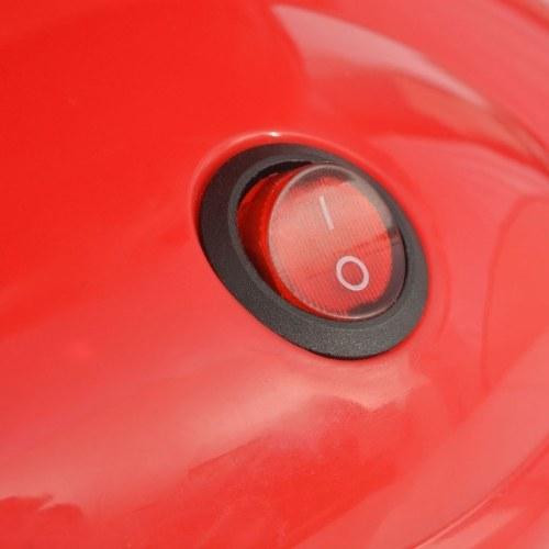480 W Machine à bonbons en coton rouge