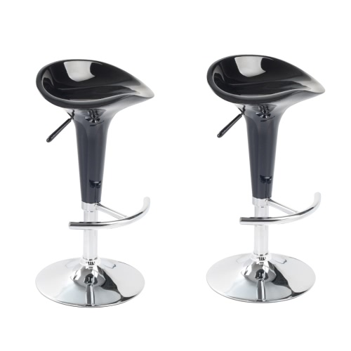 Bar Stool Las Vegas Black (set of 2)