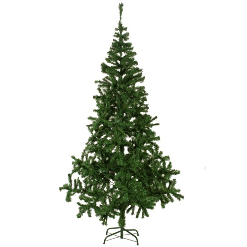 210cm árbol de navidad artificial