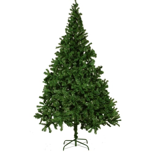 árbol de Navidad artificial de 210 cm de espesor extra
