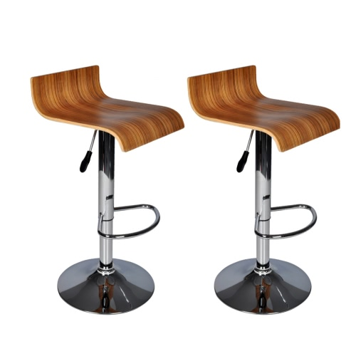 Barstool Houston (ensemble de 2) Brown