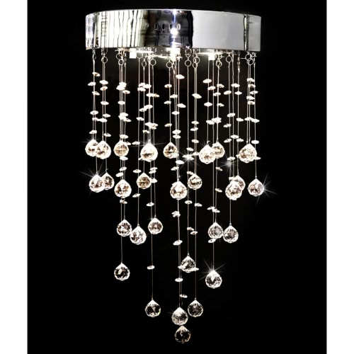 Chandelier 180 Crystals