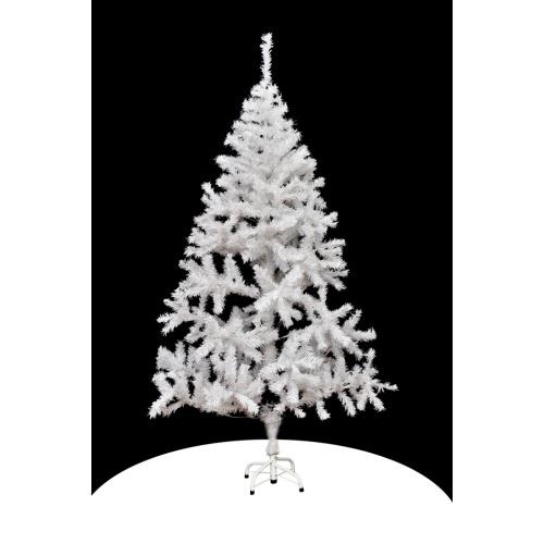 Künstlicher Weihnachtsbaum 180 cm weiß