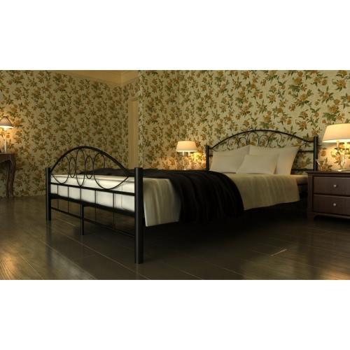 de metal cama para adultos 180 x 200 con acabados