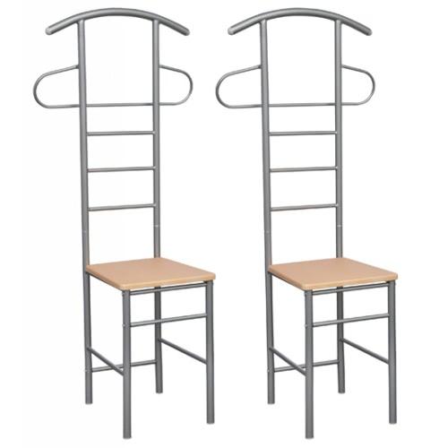 chaise Valet (2 pièces) Valets