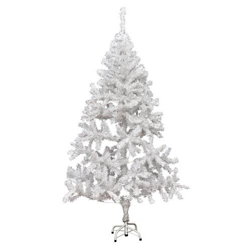 Белый Рождественская елка на улице 180 см