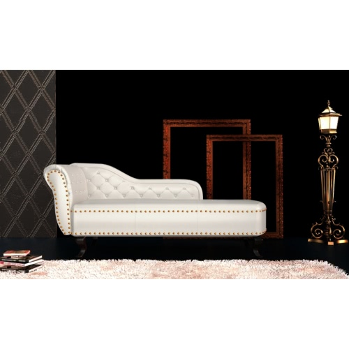 chaise Chesterfield Recamiere