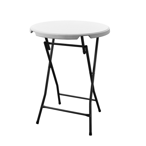 mange debout table de bar cocktail blanc. Black Bedroom Furniture Sets. Home Design Ideas