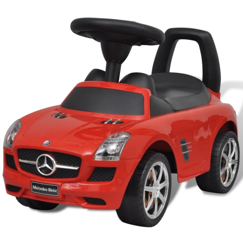 Mercedes Benz Rutscher Kinderauto Rot