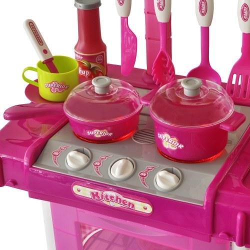 giocattolo per bambini Cucina con brillante effetti sonori / Rose