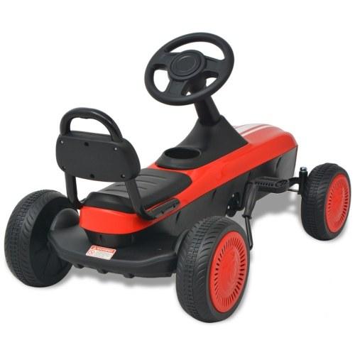 Красная педаль