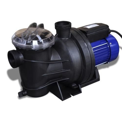 Плавательный бассейн насос циркуляционный насос бассейн насос насос электроники Синий 800W