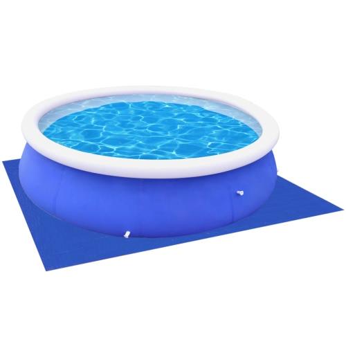 Pool Ground Cloth PE Round Pool Sheet 360 /367 cm