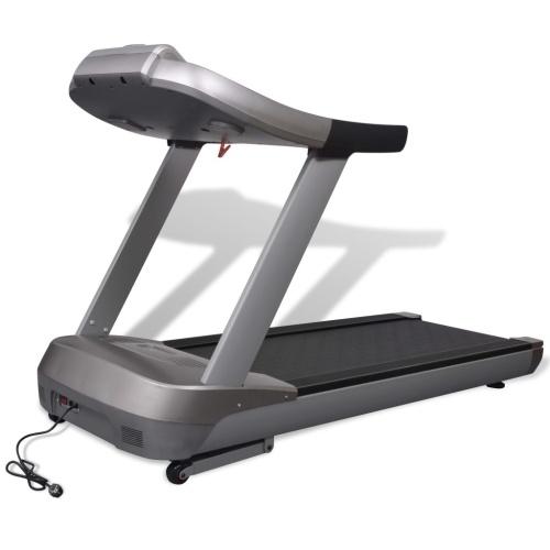 Display LCD Treadmill 161x60 cm 1-22 km / h 5 hp