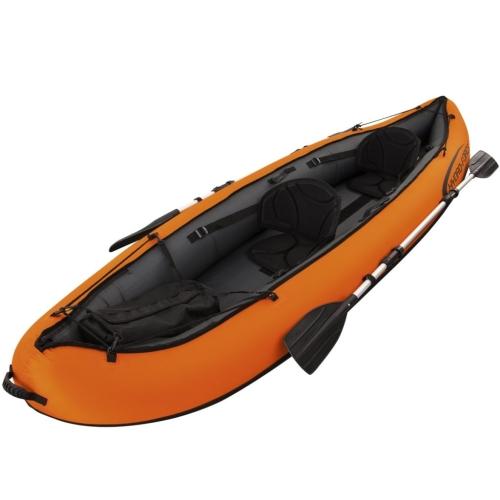 Bestway Hydro-Force Kayak con remi e pompa