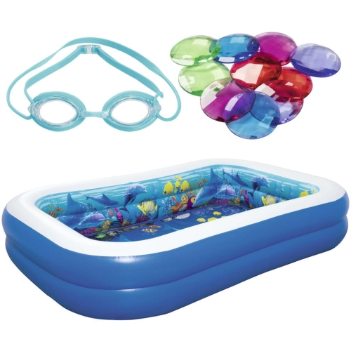 Bestway Undersea Adventure Inflatable Pool