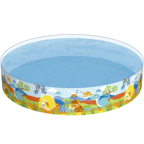 91251 Bestway Dinosaur Fill 'N Fun Pool 55001