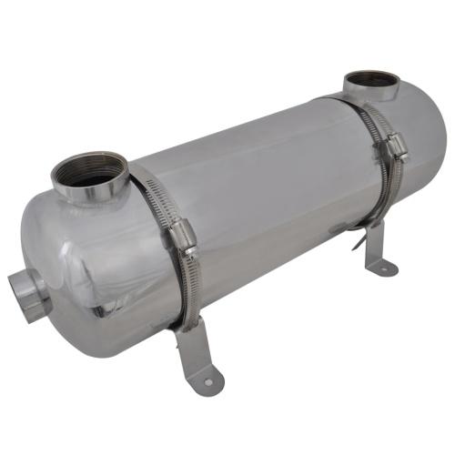 Scambiatore di calore per piscine 485 x 134 mm 60 kW