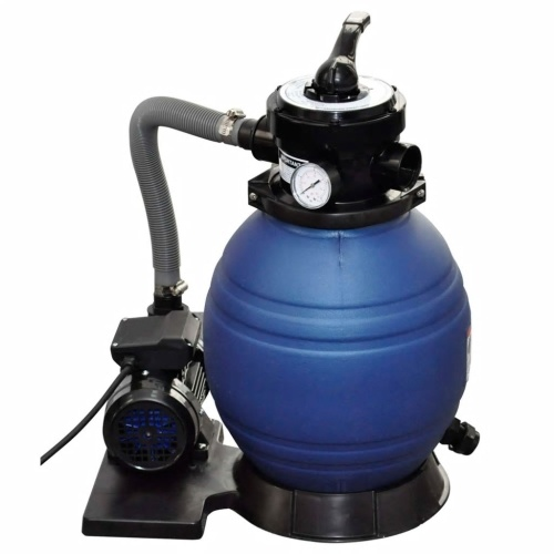 Pompe filtre à sable 400 W 11000 l/h