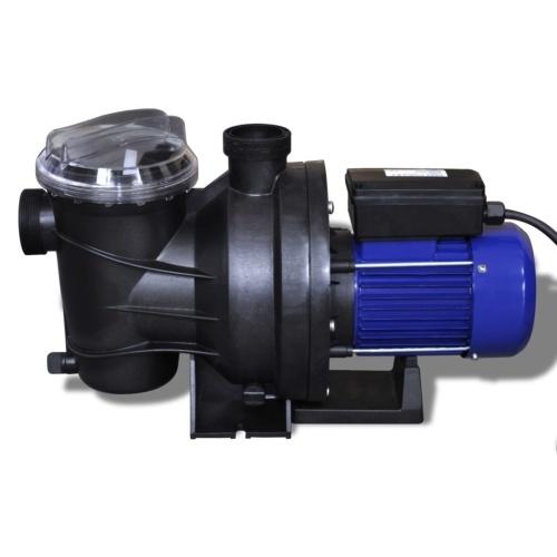 Pompe filtration piscine 800 W bleu