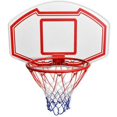 90 x 60 cm Drei Stück Wand Basketball Board Set