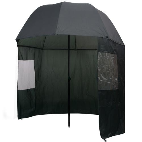 Ombrello da pesca verde 118