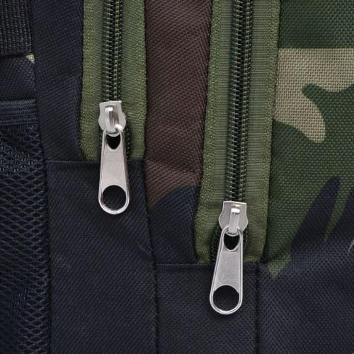 Черный и миметический 40-футовый школьный рюкзак