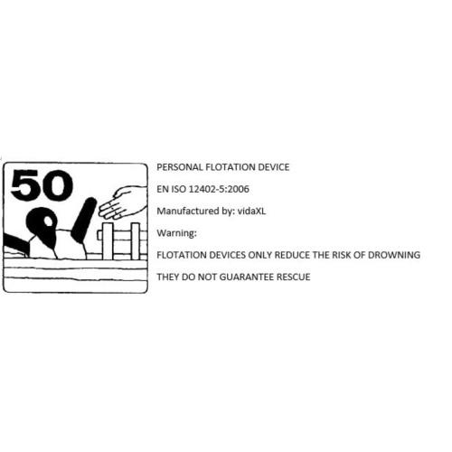 Lifejacket 50 N 30-50 кг Красный
