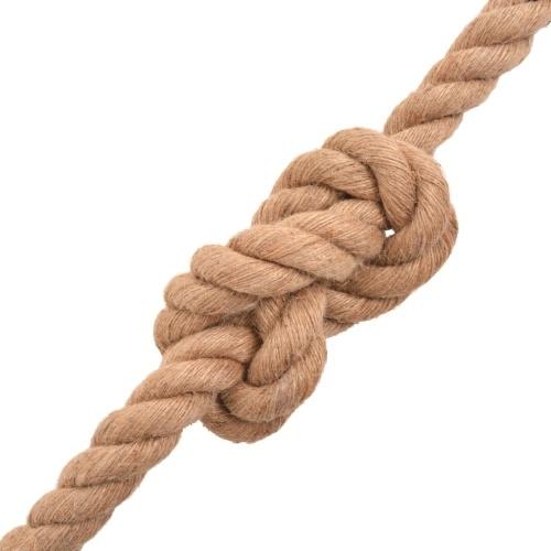 Jute rope 100% 8 mm 500 m