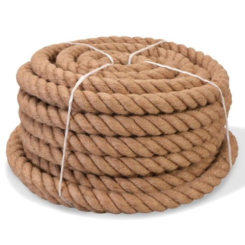 Jute rope 100% 14 mm 100 m
