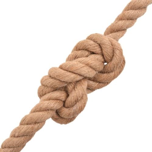 Jute rope 100% 40 mm 30 m